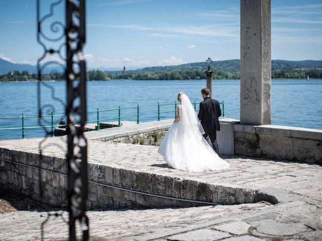 Il matrimonio di Andrea e Lucilla a Arona, Novara 23