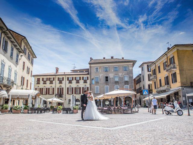 Il matrimonio di Andrea e Lucilla a Arona, Novara 2