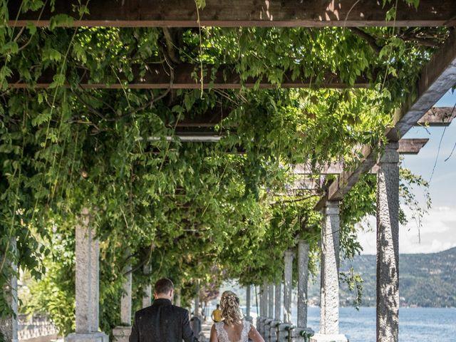 Il matrimonio di Andrea e Lucilla a Arona, Novara 25