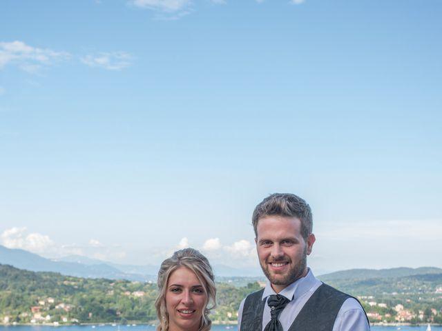 Il matrimonio di Andrea e Lucilla a Arona, Novara 34