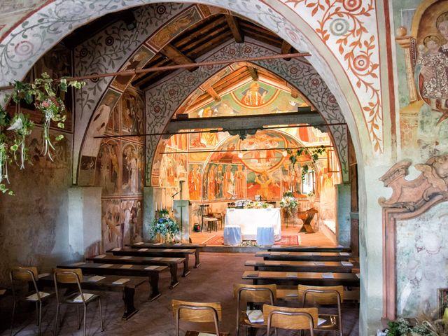 Il matrimonio di Emanuele e Katia  a Sillavengo, Novara 13