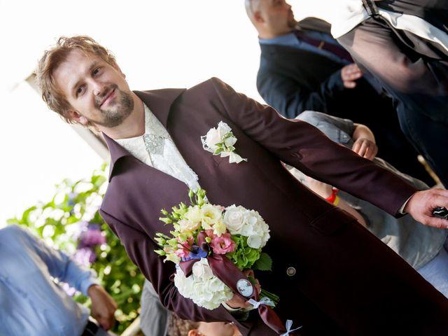 Il matrimonio di Emanuele e Katia  a Sillavengo, Novara 14