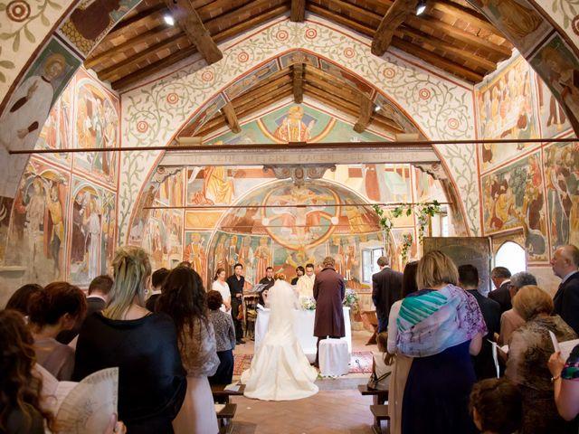 Il matrimonio di Emanuele e Katia  a Sillavengo, Novara 15