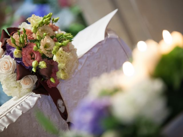 Il matrimonio di Emanuele e Katia  a Sillavengo, Novara 25