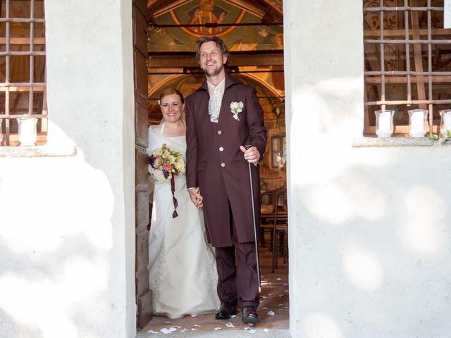 Il matrimonio di Emanuele e Katia  a Sillavengo, Novara 31