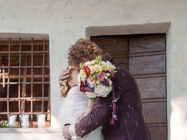 Il matrimonio di Emanuele e Katia  a Sillavengo, Novara 32