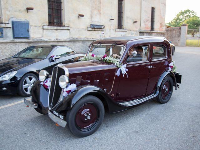 Il matrimonio di Emanuele e Katia  a Sillavengo, Novara 36