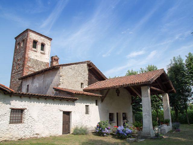 Il matrimonio di Emanuele e Katia  a Sillavengo, Novara 37