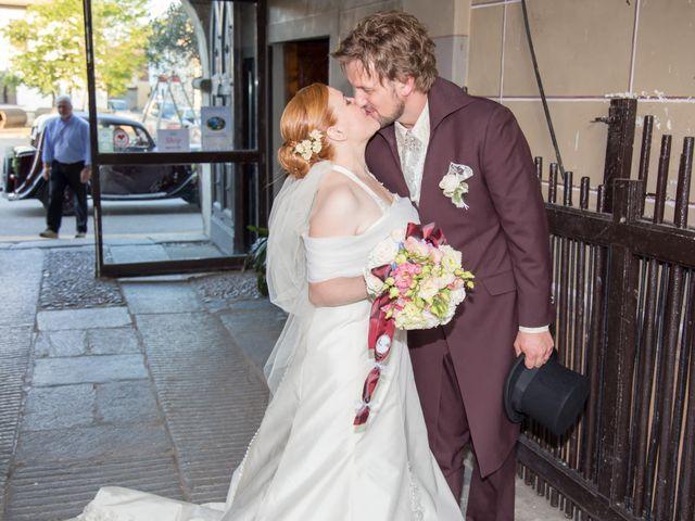 Il matrimonio di Emanuele e Katia  a Sillavengo, Novara 42