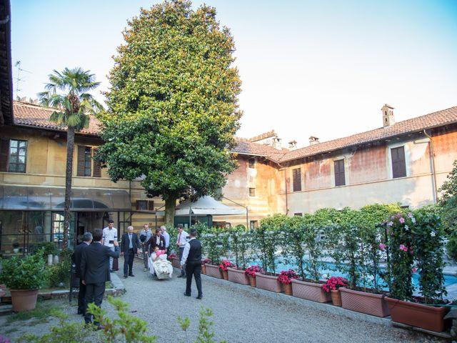 Il matrimonio di Emanuele e Katia  a Sillavengo, Novara 43
