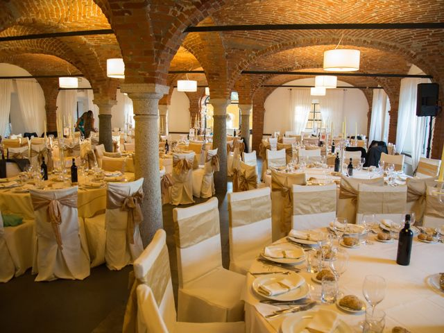 Il matrimonio di Emanuele e Katia  a Sillavengo, Novara 44