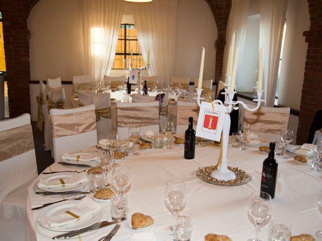 Il matrimonio di Emanuele e Katia  a Sillavengo, Novara 47