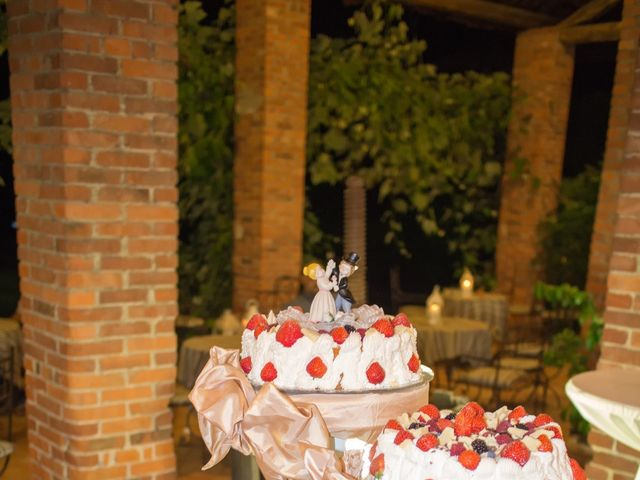 Il matrimonio di Emanuele e Katia  a Sillavengo, Novara 62