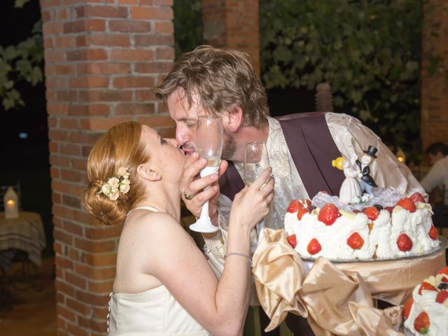 Il matrimonio di Emanuele e Katia  a Sillavengo, Novara 64
