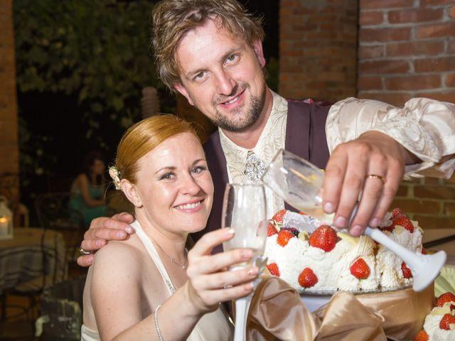 Il matrimonio di Emanuele e Katia  a Sillavengo, Novara 65