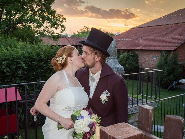 Il matrimonio di Emanuele e Katia  a Sillavengo, Novara 67