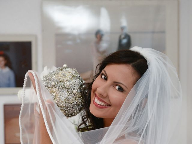 Il matrimonio di LINO e LUCIA a San Martino in Pensilis, Campobasso 6
