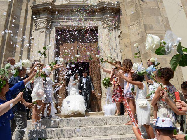 Il matrimonio di LINO e LUCIA a San Martino in Pensilis, Campobasso 20