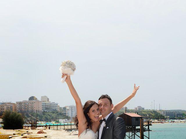 Il matrimonio di LINO e LUCIA a San Martino in Pensilis, Campobasso 26