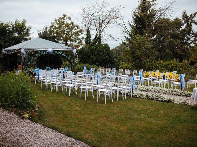 Il matrimonio di Dino e Silvia a Monticello Brianza, Lecco 1