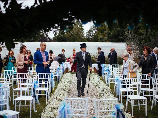 Il matrimonio di Dino e Silvia a Monticello Brianza, Lecco 7
