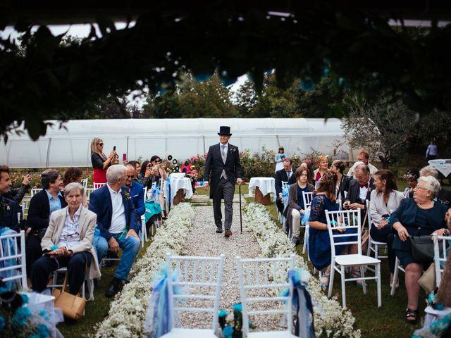 Il matrimonio di Dino e Silvia a Monticello Brianza, Lecco 8