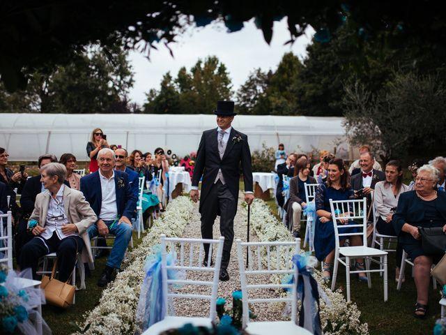 Il matrimonio di Dino e Silvia a Monticello Brianza, Lecco 9