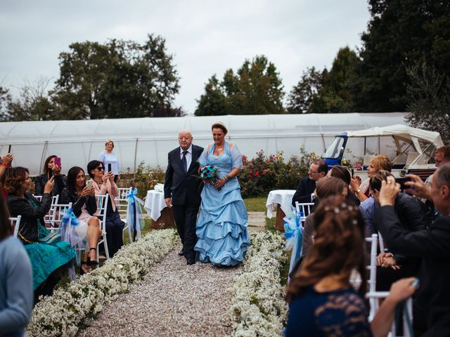 Il matrimonio di Dino e Silvia a Monticello Brianza, Lecco 10