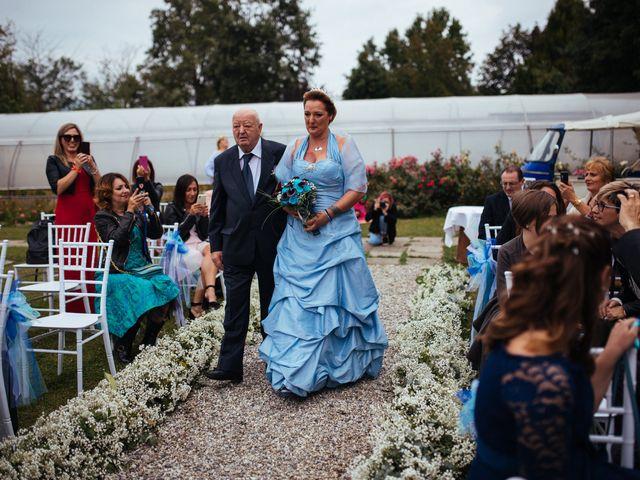 Il matrimonio di Dino e Silvia a Monticello Brianza, Lecco 11
