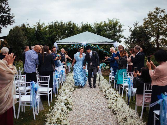 Il matrimonio di Dino e Silvia a Monticello Brianza, Lecco 13