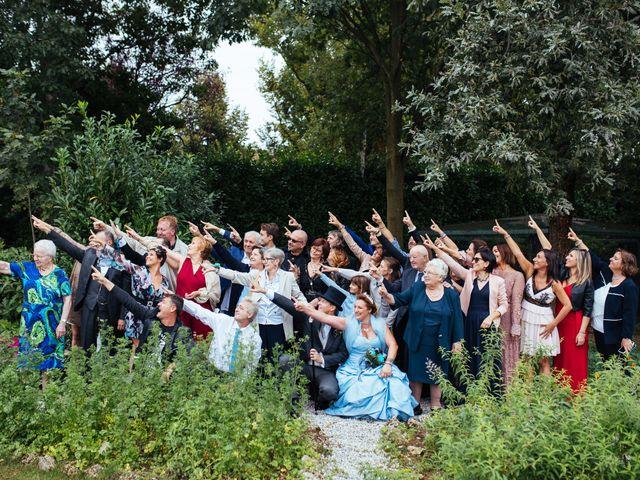 Il matrimonio di Dino e Silvia a Monticello Brianza, Lecco 15