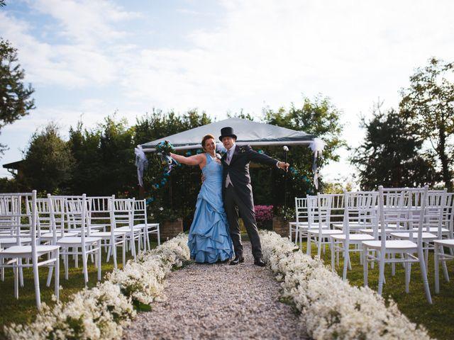 Il matrimonio di Dino e Silvia a Monticello Brianza, Lecco 25