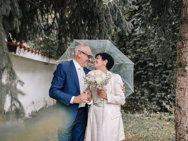 Le nozze di Tina e Alfredo