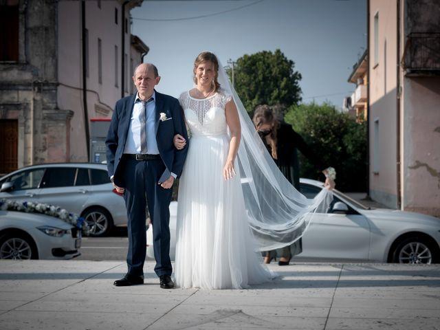Il matrimonio di Stefano e Maddalena a Lusia, Rovigo 21