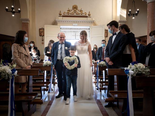 Il matrimonio di Stefano e Maddalena a Lusia, Rovigo 22
