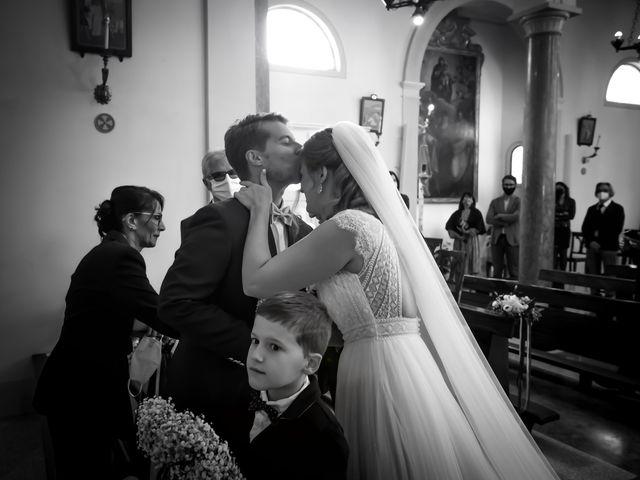 Il matrimonio di Stefano e Maddalena a Lusia, Rovigo 23