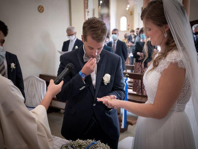 Il matrimonio di Stefano e Maddalena a Lusia, Rovigo 24