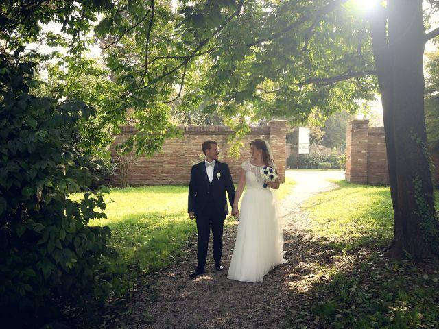 Il matrimonio di Stefano e Maddalena a Lusia, Rovigo 31