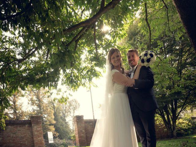 Il matrimonio di Stefano e Maddalena a Lusia, Rovigo 32