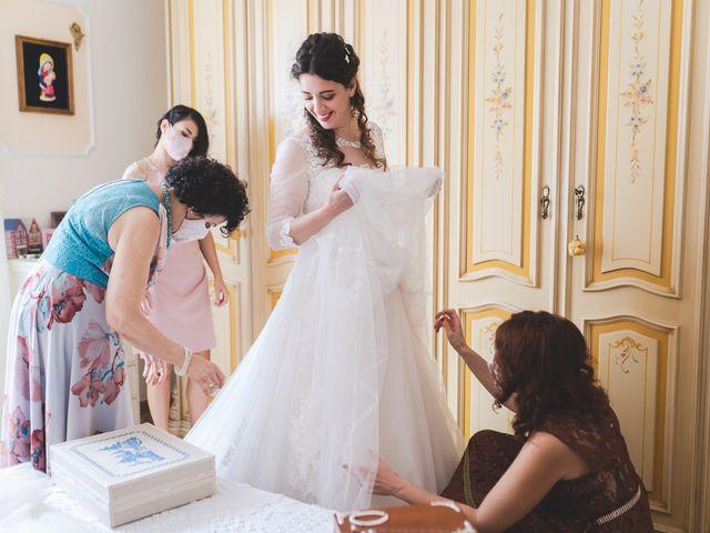 Il matrimonio di Francesca e Nicola a Cagliari, Cagliari 17