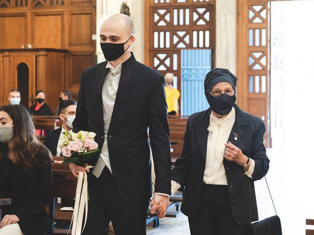 Il matrimonio di Francesca e Nicola a Cagliari, Cagliari 26
