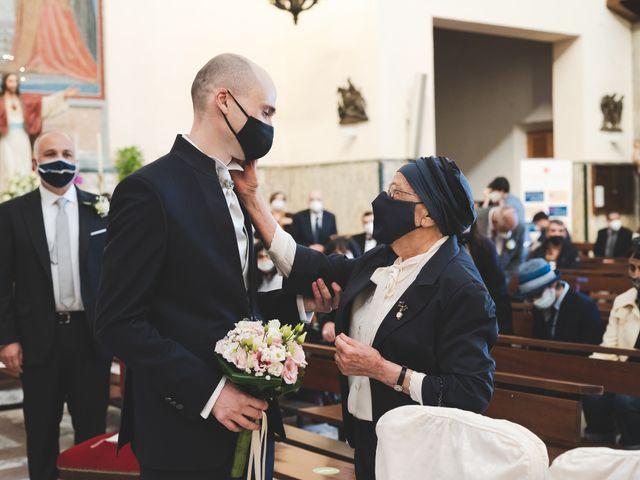 Il matrimonio di Francesca e Nicola a Cagliari, Cagliari 27