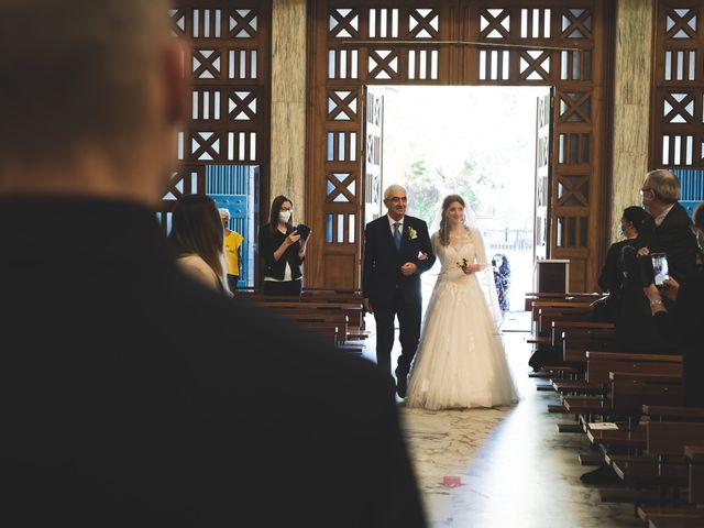 Il matrimonio di Francesca e Nicola a Cagliari, Cagliari 28