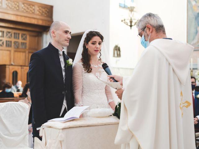 Il matrimonio di Francesca e Nicola a Cagliari, Cagliari 33