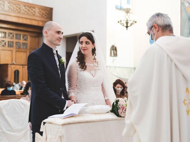 Il matrimonio di Francesca e Nicola a Cagliari, Cagliari 34