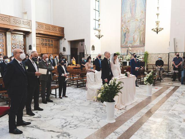 Il matrimonio di Francesca e Nicola a Cagliari, Cagliari 37