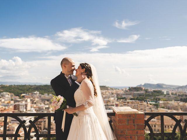 Il matrimonio di Francesca e Nicola a Cagliari, Cagliari 48
