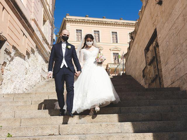 Il matrimonio di Francesca e Nicola a Cagliari, Cagliari 49