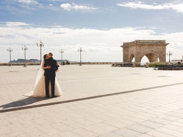 Il matrimonio di Francesca e Nicola a Cagliari, Cagliari 52
