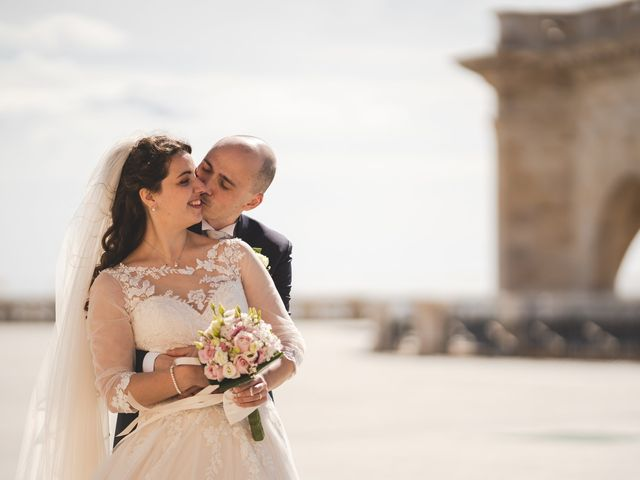 Il matrimonio di Francesca e Nicola a Cagliari, Cagliari 53